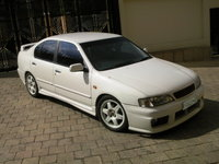 1996 Nissan Primera Picture Gallery