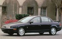 1996 Saturn S-Series 4 Dr SL1 Sedan picture, exterior