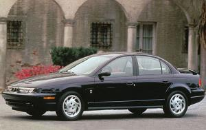 1996 Saturn S-Series 4 Dr SL1 Sedan picture