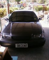 1995 Toyota Tercel 4 Dr DX Sedan, my new ride!!!! so wat ya guyz thnk huh?????cooll aye, exterior