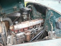Picture of 1968 International Harvester Pick-Up, engine