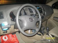 Picture of 2007 Toyota Fortuner, interior, gallery_worthy