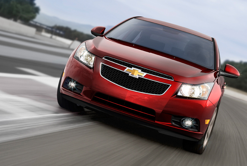 2011 Chevrolet Cruze, front view , exterior, manufacturer