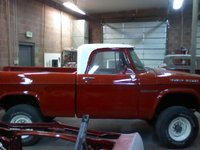 1962 Dodge Power Wagon Overview