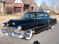 1952 Cadillac Fleetwood Overview