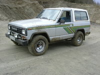 1986 Nissan Patrol Overview
