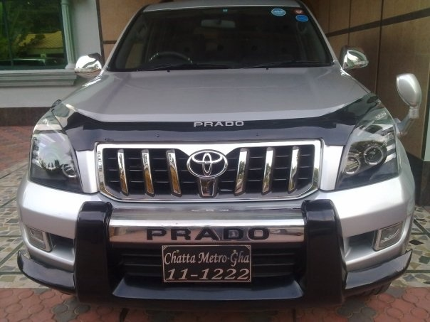 Picture of 2008 Toyota Land Cruiser Prado Base, exterior, gallery_worthy
