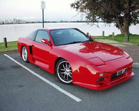 Picture of 1996 Nissan 180SX, exterior