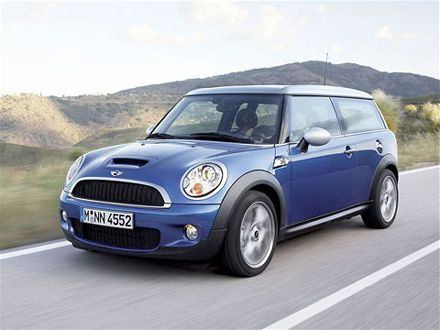 2009 MINI Cooper Clubman Base picture, exterior