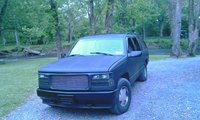 Picture of 1996 Chevrolet Suburban K1500 4WD, exterior, gallery_worthy