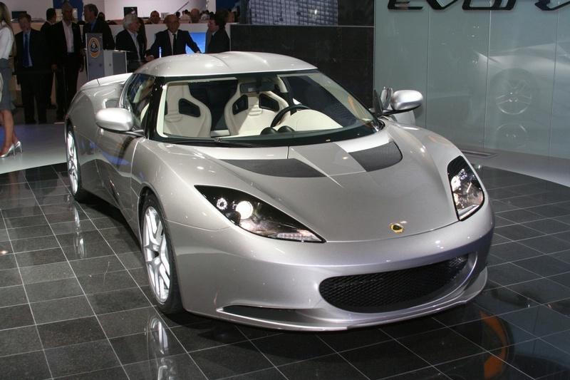 2010 Lotus Evora Overview Cargurus