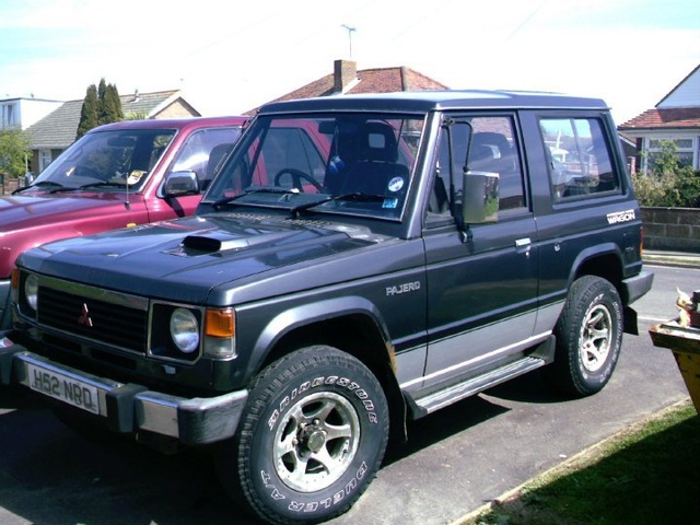 Picture of 1989 Mitsubishi Pajero