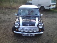 1994 Rover Mini, Front end..., exterior