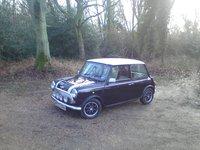 1994 Rover Mini, Nice angle :), exterior