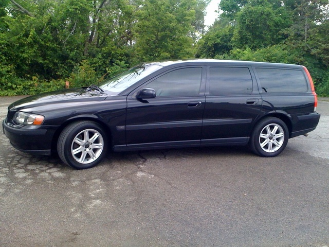 Picture of 2003 Volvo V70 2.4, exterior