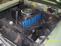 1968 Ford Falcon picture, engine