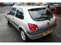 Picture of 2002 Ford Fiesta, exterior