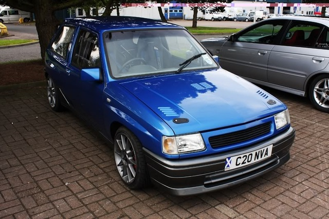 Picture of 1993 Vauxhall Nova