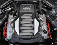 2011 Audi A8, Engine View, engine, manufacturer