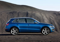 2011 Audi Q5, Right Side View, exterior, manufacturer