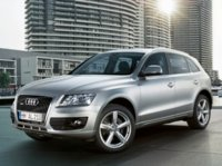 2011 Audi Q5, Front Left Quarter View, exterior, manufacturer, gallery_worthy