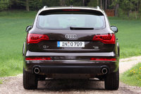 2011 Audi Q7, Back View, exterior, manufacturer