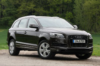 2011 Audi Q7, Front Right Quarter View, manufacturer, exterior