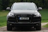 2011 Audi Q7, Front View, exterior, manufacturer