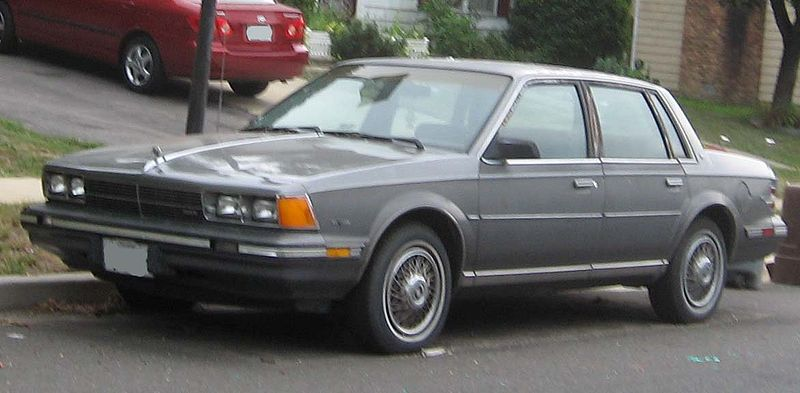 Picture of 1987 Buick Century
