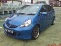 2006 Honda Jazz Overview