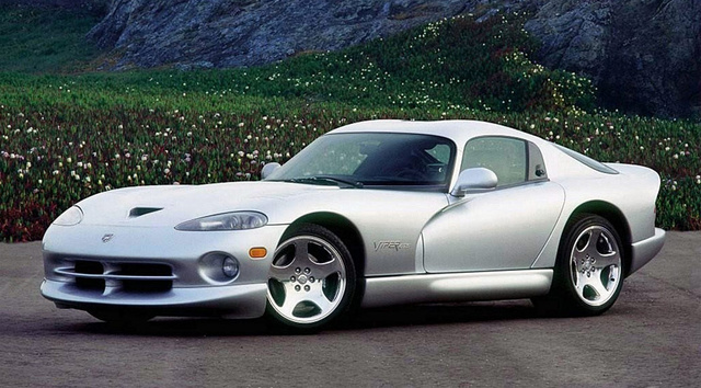 Picture of 2002 Dodge Viper 2 Dr GTS Coupe, exterior, gallery_worthy