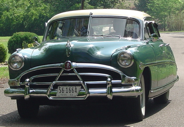 Picture of 1952 Hudson Hornet, gallery_worthy