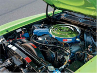 1970 Ford Ranchero picture, engine