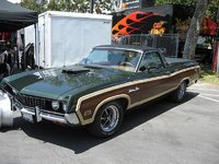 1970 Ford Ranchero Overview