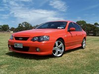 2003 Ford Falcon Overview