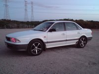 1991 Mitsubishi Magna Overview