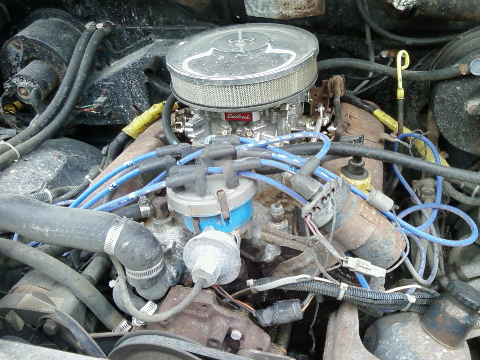 Ford 5 0 Engine Wiring Harness - Wiring Circuit •