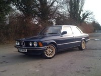 1981 BMW 3 Series, BMW E21 1.8, exterior, gallery_worthy