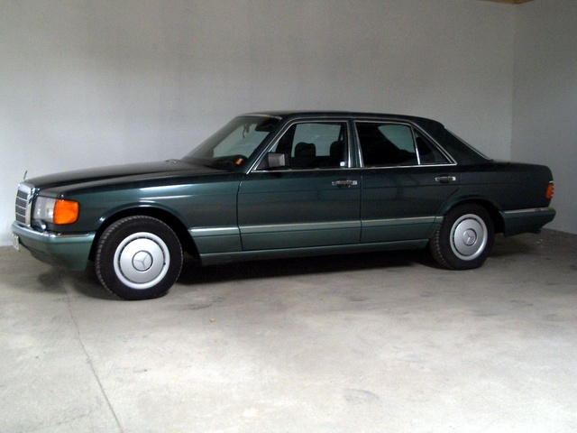 Picture of 1988 Mercedes-Benz 280