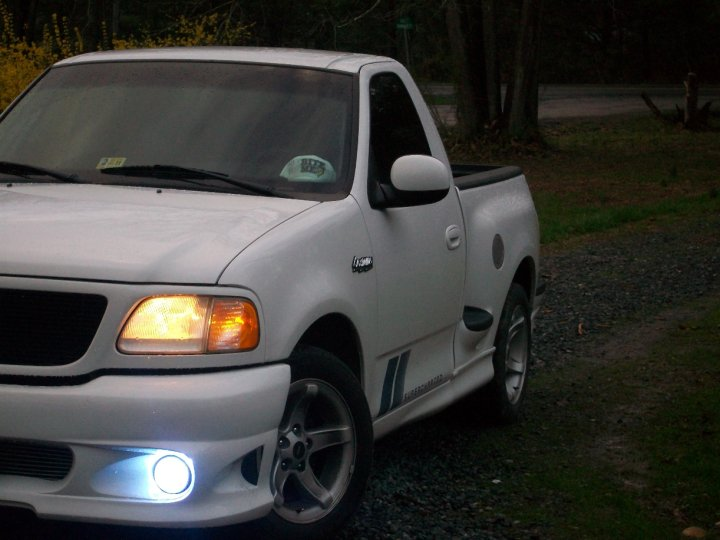 Ford F150 Lightning For Sale. 2000 Ford F-150 SVT Lightning