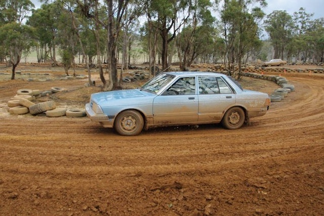 Picture of 1985 Nissan Bluebird, exterior, gallery_worthy