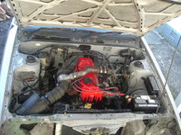 Picture of 1983 Toyota Sprinter, engine