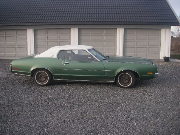 Picture of 1972 Mercury Cougar, exterior