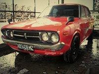 1970 Datsun 1600 Overview