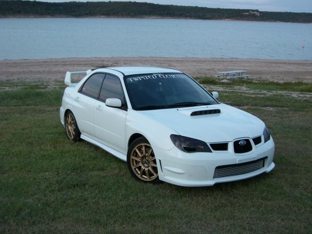 2006 Subaru Wrx Impreza Sti