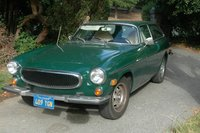 1973 Volvo P1800 Overview