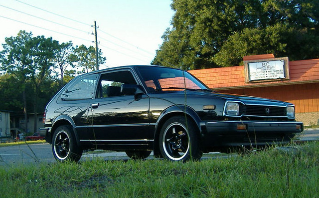 1980 Honda Civic