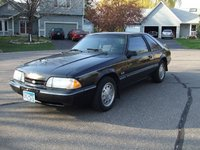 1988 Ford Mustang LX, 4th car, exterior