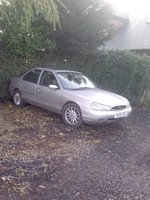 1996 Ford Mondeo, ford mondeo, exterior