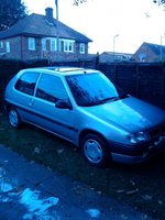 1996 Citroen Saxo Picture Gallery